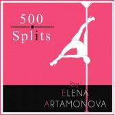 500 Pole Splits von Elena Artamonova